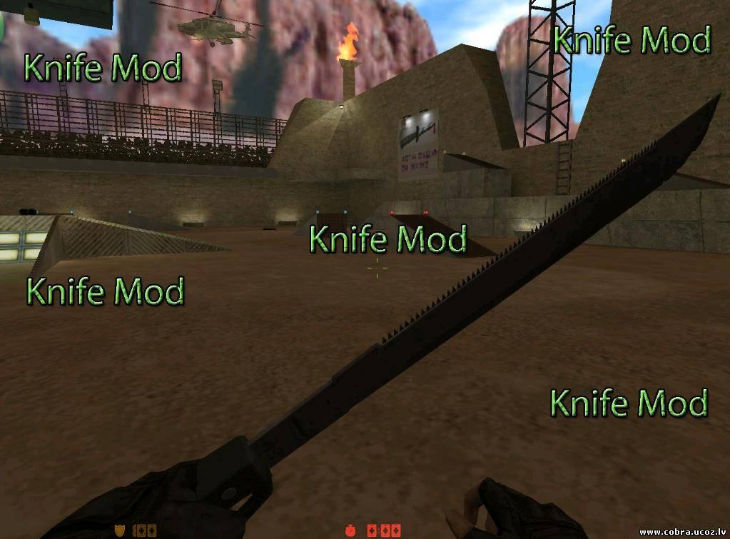 Посмотреть Knife Mod