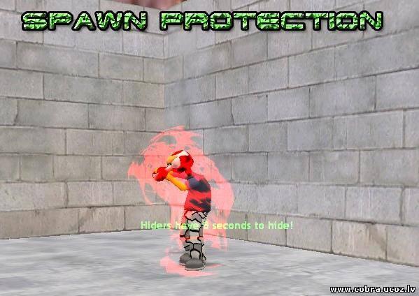 Посмотреть Spawn Prote...