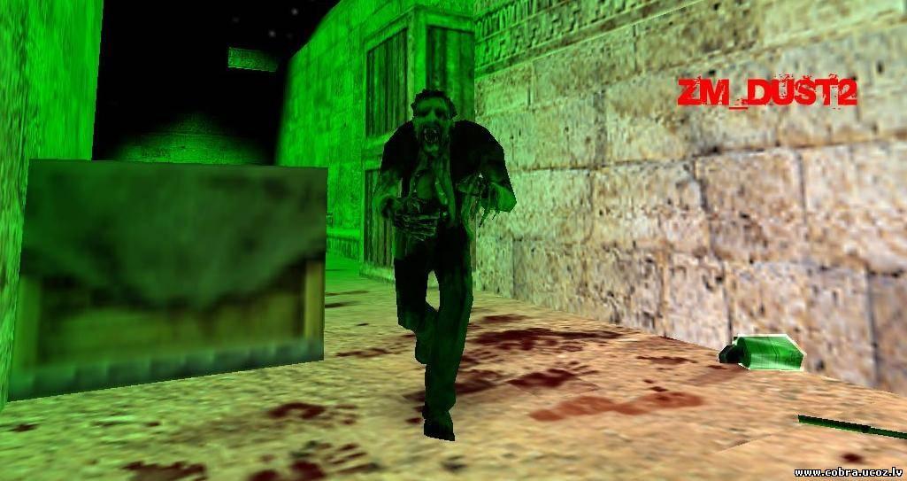 Ze_jurassicpark4 - карты  counter-strike  zombie escape - gamearmyru