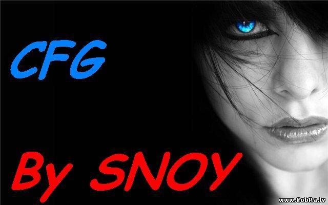 Посмотреть cfg BY SNOY