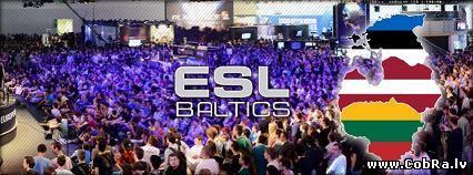 Посмотреть новость ESL Baltics: послезавтра - вторая квалификация !