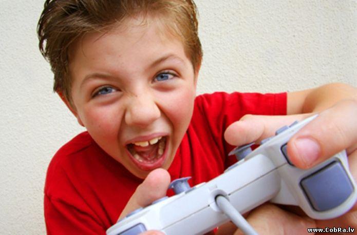 Ребенок 9 лет компьютерные игры агрессия
