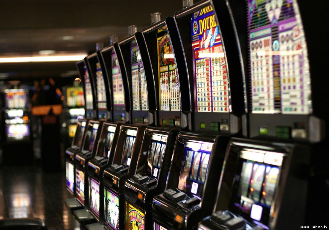 работа в зале игровых автоматов киев