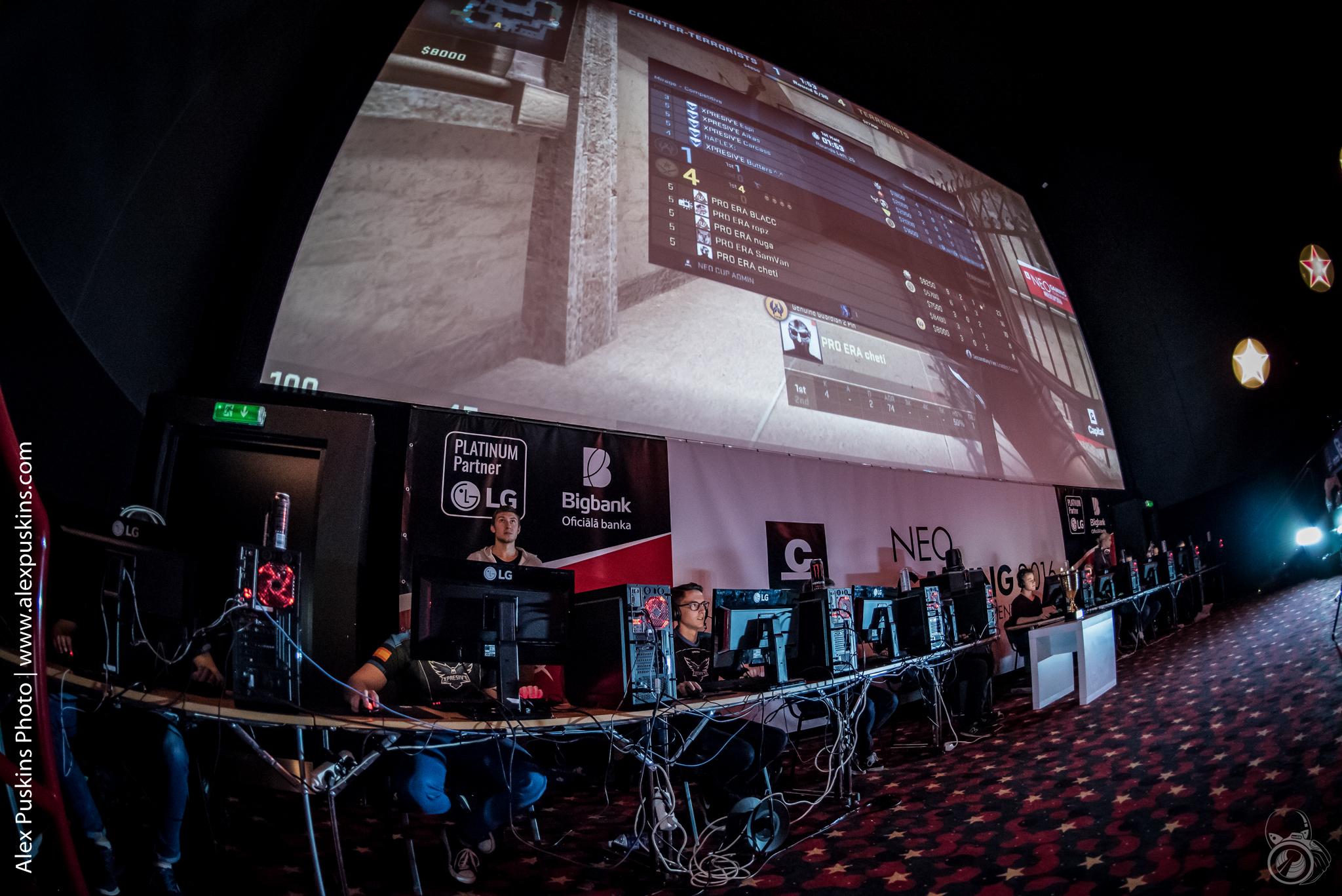 Интересные турниры про знаменитую игру Counter-Strike